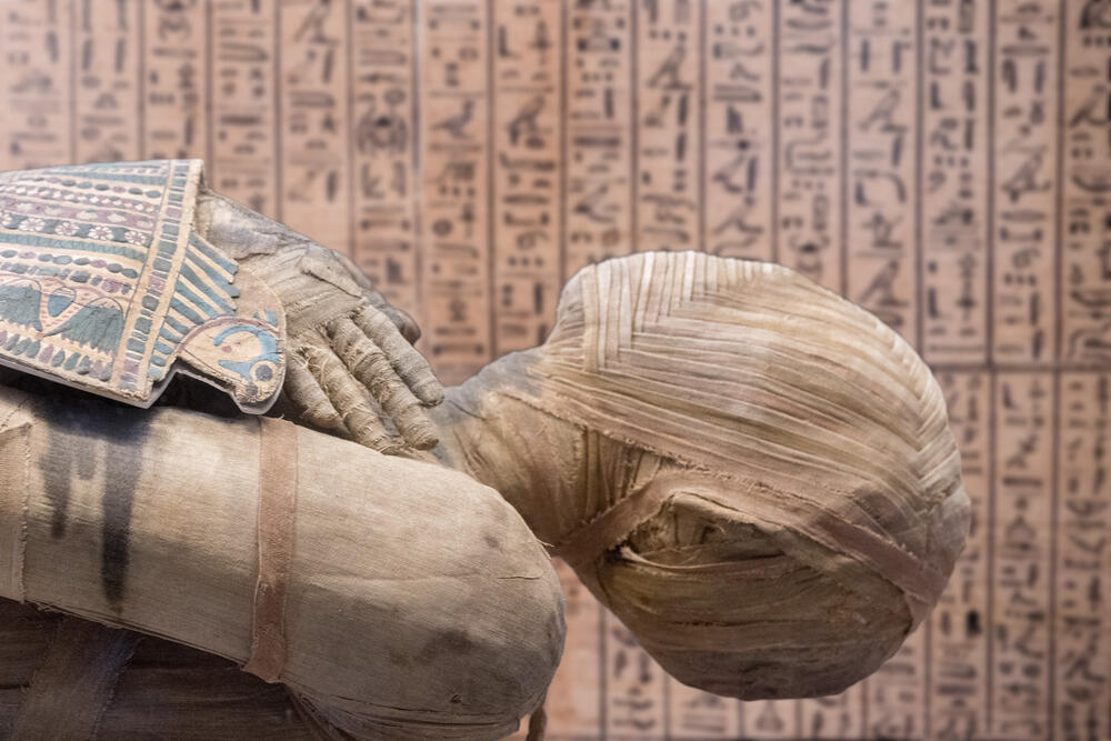 Visitor Who Appeared to be an Arab Man Attacks Egyptian Mummy at Cairo Museum