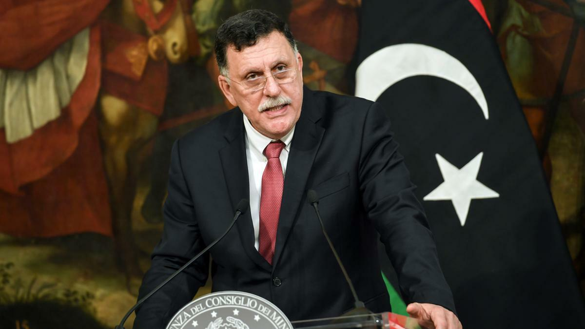 Libya's GNA Head Sarraj Admits to Getting Arms From Turkey