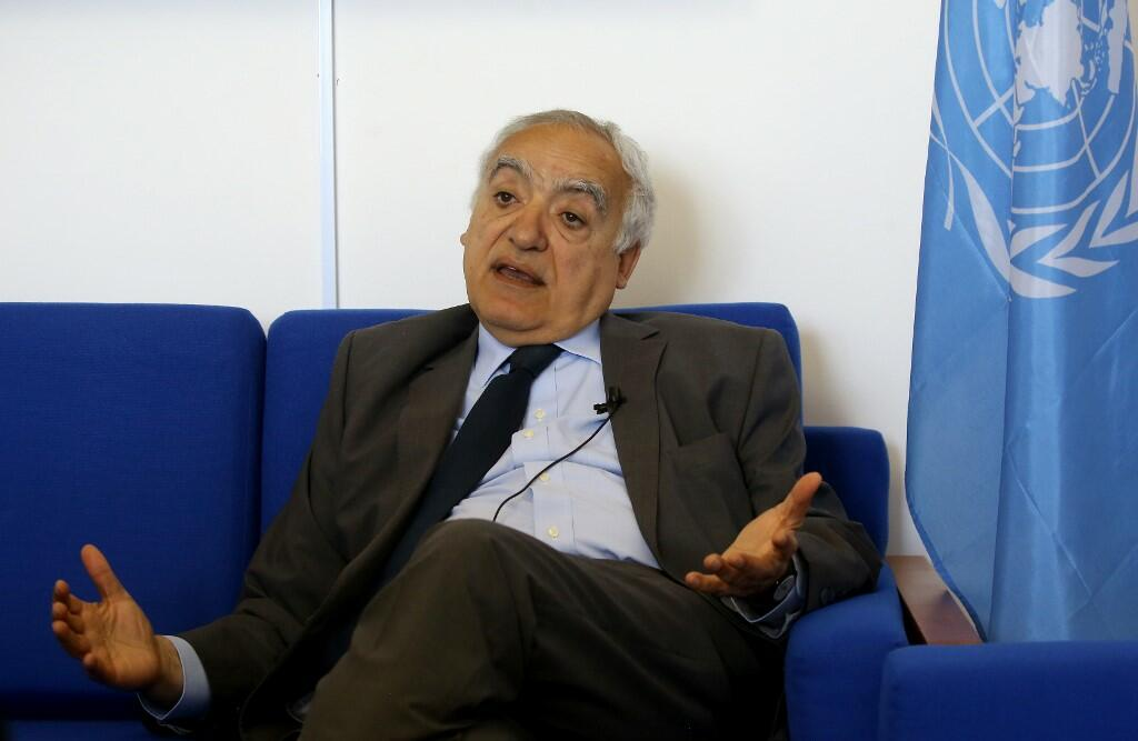 UN Envoy to Libya, Ghassan Salame Banned From Using Libyan Airport