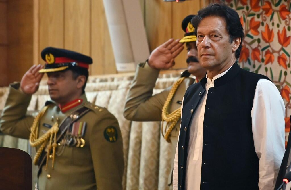 Pakistani PM Imran Khan Accuses India of Planning Military Action in Pakistani-Administered Kashmir