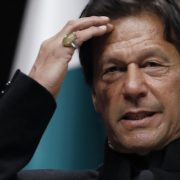Pakistan's Prime Minister Imran Khan Rules Out Seeking Further Dialogue with India