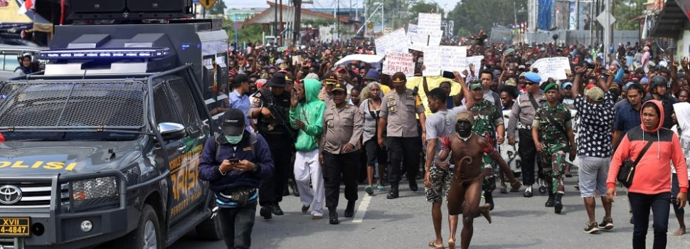 Indonesia Blocks Internet Access in West Papua as Protest Rages