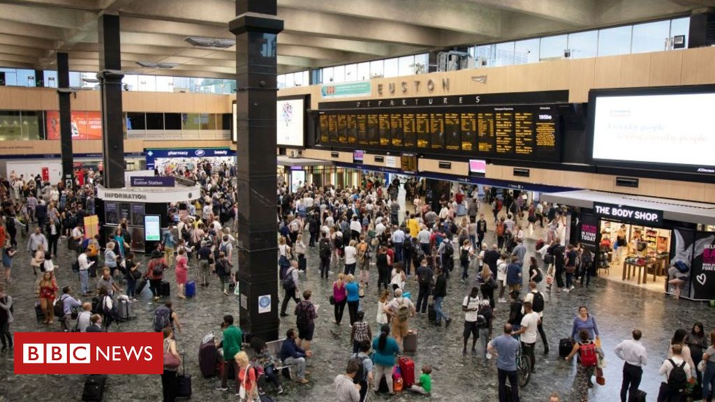 FirstGroup is to Take Over the Running of the West Coast Mainline Train Route