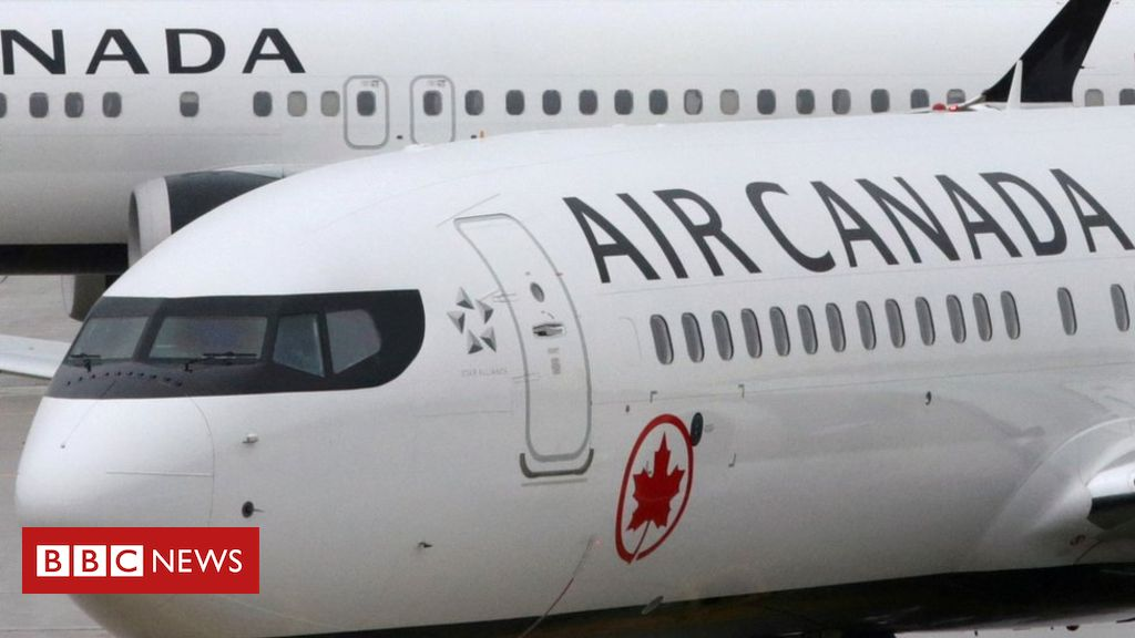 Court Fined Air Canada for not Using French Language