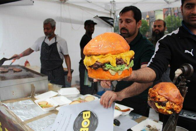Muslims Say London's Halal Food Festival is an Eye-opener