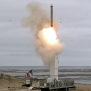 Russia Accuses the United States of Stoking Military Tensions by Testing a Ground-launched Cruise Missile
