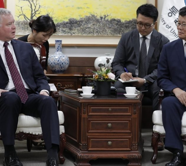 North Korea: No Interest in Nuclear Dialogue Unless US Stops Escalating Hostile Military Moves