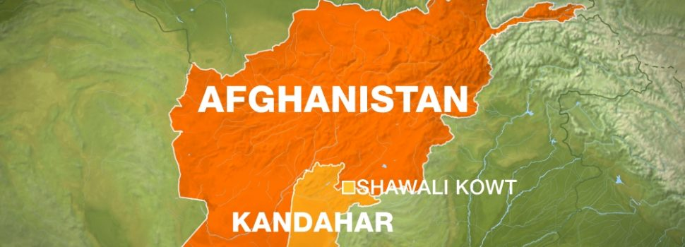 Policeman in Afghanistan Opens Fire Killing 7 of his Colleagues