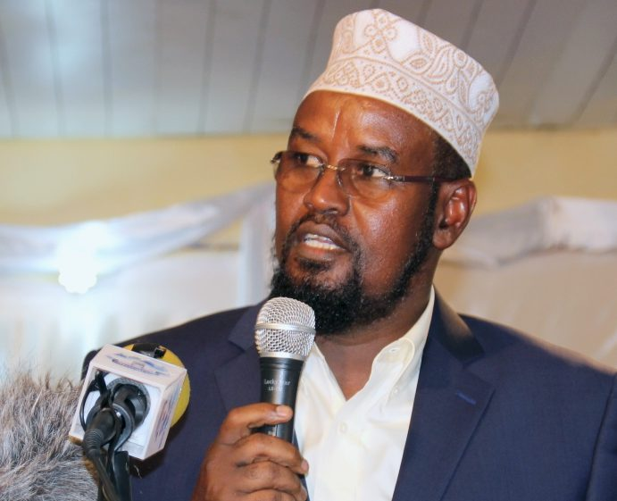 Somalia's Southern State of Jubaland Re-elects Ahmed Mohamed Islam as President