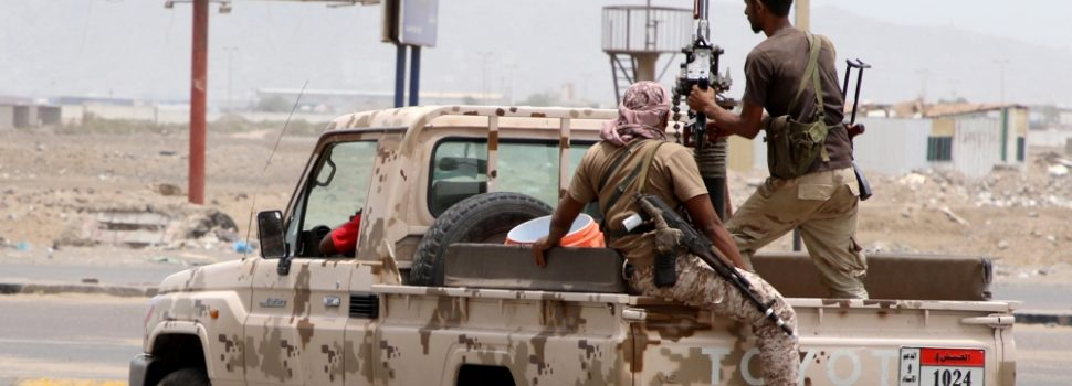 Yemeni Gov't Forces Take Control of Ataq Following Heavy Clashes with Separatist Fighters