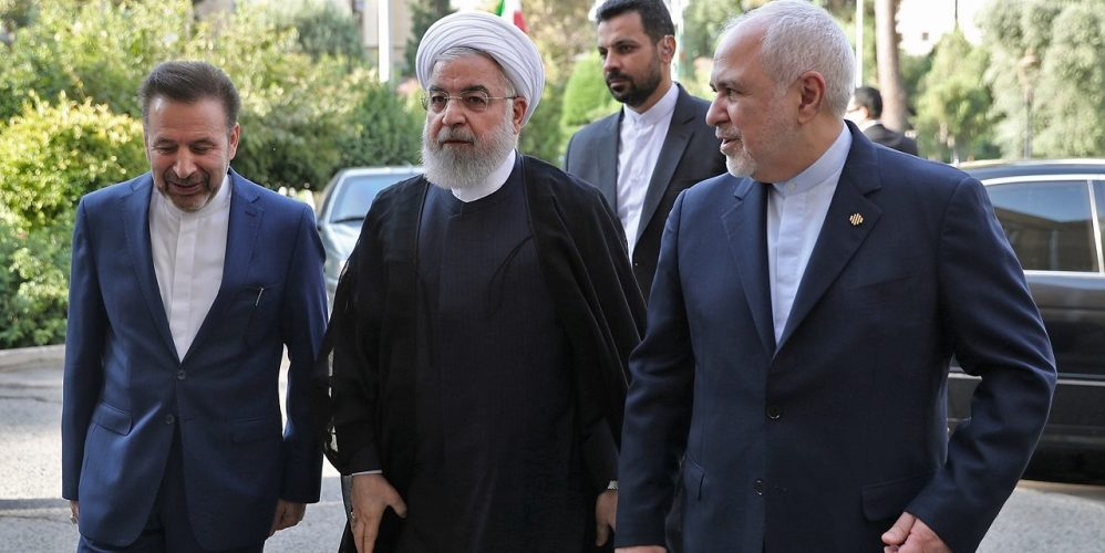 Iranian President Hassan Rouhani Calls Out US Trump to Lift Sanctions 'Before Everything Else'