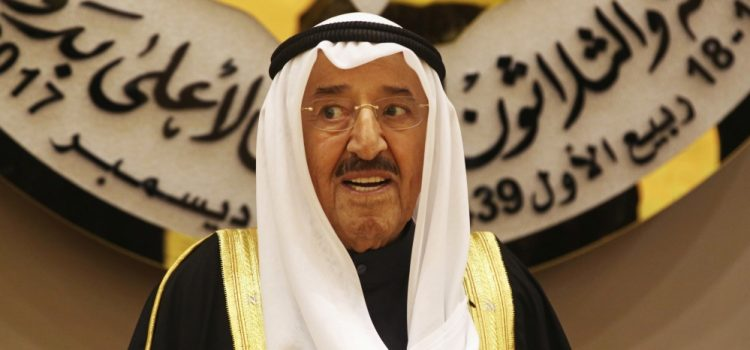 Kuwait's 90-year-old Ruling Emir Has Recovered After an Unspecified Medical 'Setback'