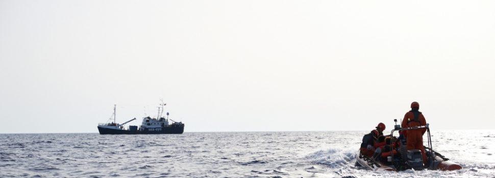 40 Stranded People on Alan Kurdi to Enter Malta, Redistributed in EU