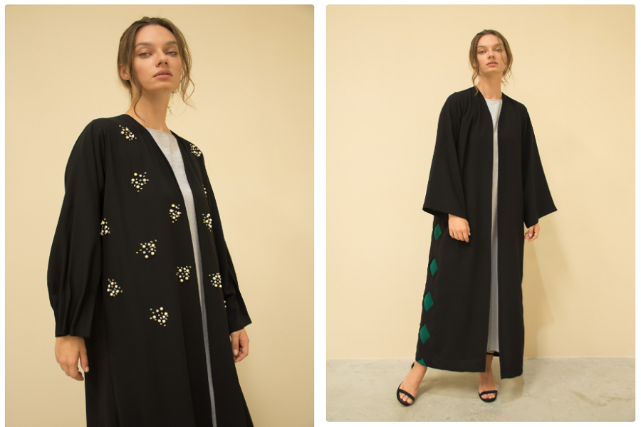 Dubai-based Fashion Company Noor The Label Unveils a Special Collection of Abayas
