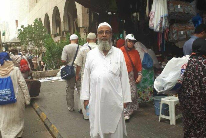 Indian Man Performed Hajj 25 Times Since 1994 and is Now Back in Makkah to Perform his 26th Haj