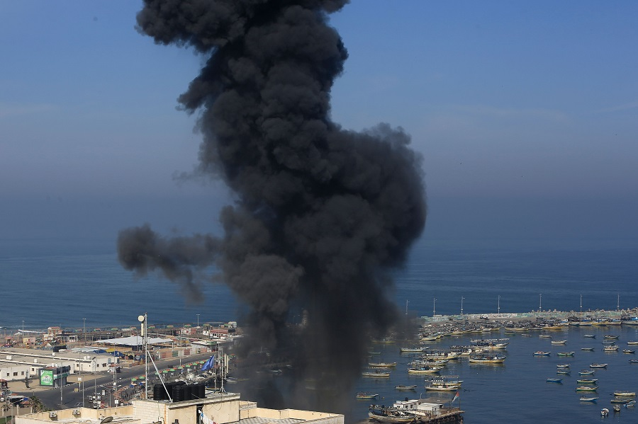 Tensions Between Israel and Hamas Continue to Intensify
