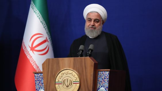Iranian President Hassan Rouhani Warns of Repercussions to US Economic Sanctions
