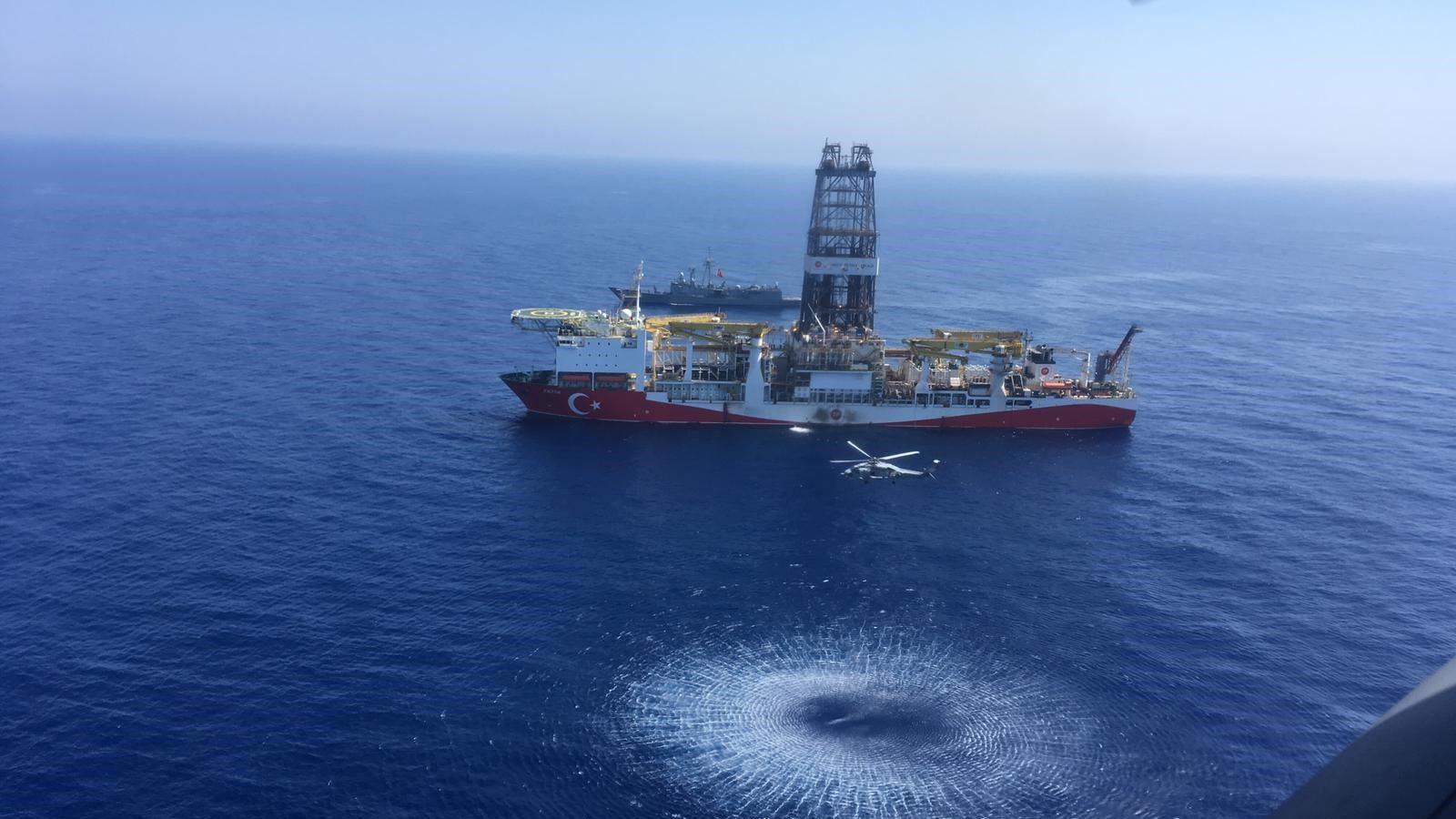 Turkey is Set to Ramp Up its Drilling for Oil and Gas in the Waters Off Cyprus