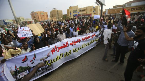 Sudan Detains 9 Paramilitary Soldiers Following Recent Violence