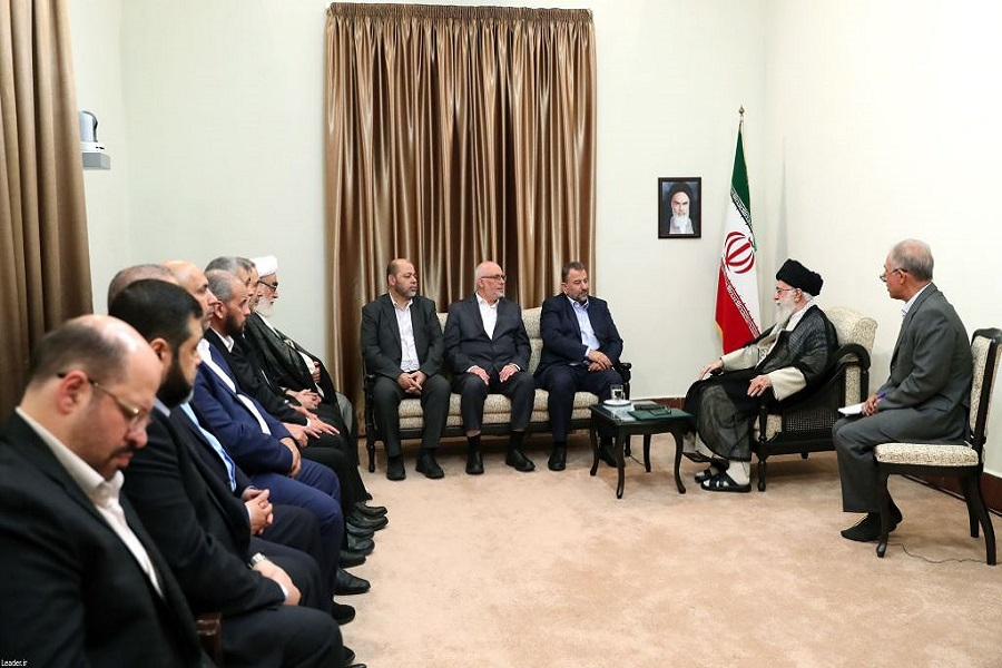 Iran Agrees to Increase its Funding to Hamas in Exchange for Intelligence on Israel's Missile Capabilities