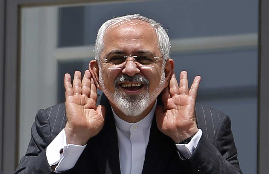 Iran to Consider French Plans to Salvage the 2015 Multilateral Nuclear Deal