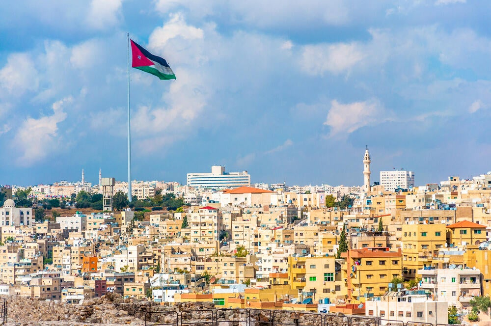 Real Estate's Trade Volume Descend Rapidly by 21 Percent in Jordan