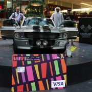 Mall of Qatar Rewards Classic Car Owner as Part of Fast & Furious Hobbs & Shaw Movie Release