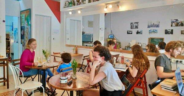 Impala Cafe Offers Space for Co-Resistance to Israeli Occupation