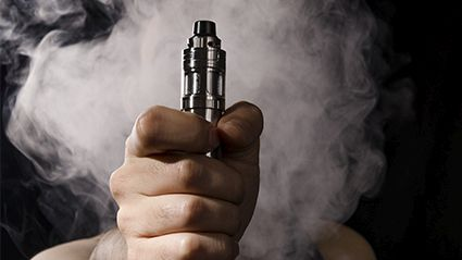News Picture: FDA Reports More Seizures Among Vapers