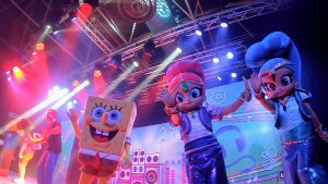 Wonderful celebration of Eid Al Adha with Nickelodeon Rocks at Mall of Qatar