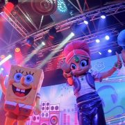 Wonderful celebration of Eid Al Adha with Nickelodeon Rocks at Mall of Qatar