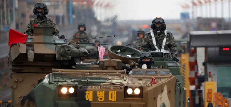 South Korea, US Hold a Joint Annual Military Exercise Despite North Korea Warnings