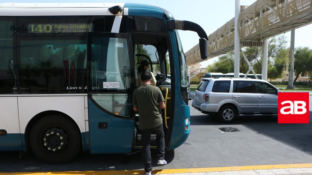 Abu Dhabi to Invest $128.7 Million in 327 New Public Transport Buses