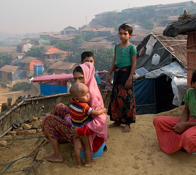Fresh Attempt to Repatriate Hundreds of Rohingya Refugees to Myanmar Appears to Have Failed