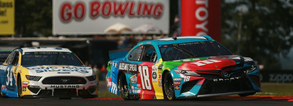 Kyle Busch Triggers Expletive Outbursts from Bubba Wallace and Chad Knaus