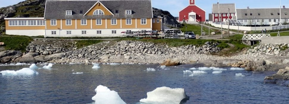 Heatwave in Europe Causing Massive Ice Loss in Greenland