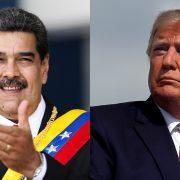 US President Donald Trump Confirms 'Secret Talks with Venezuela Senior Officials