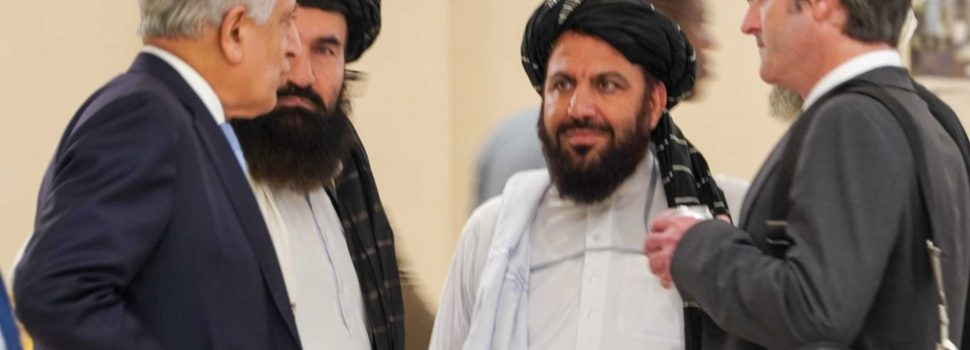 The US and the Taliban Seek to Iron Out a Peace Agreement in Doha