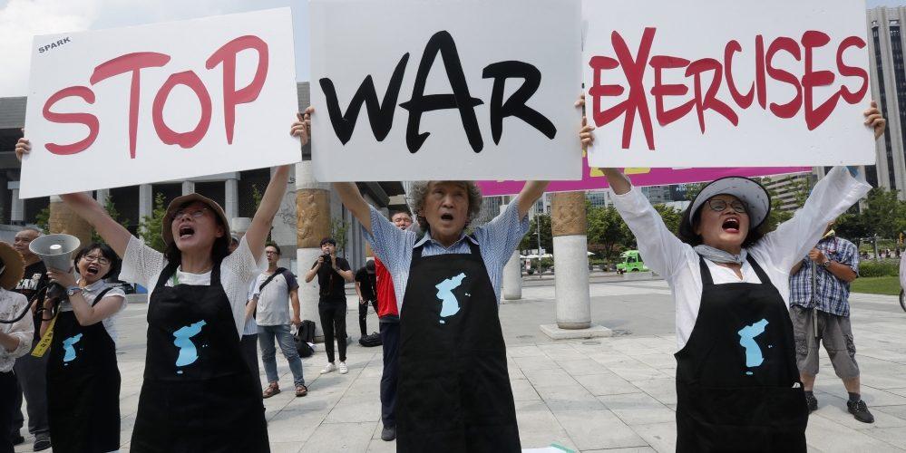 North Korea to Take 'New Road' if South Korea-US Military Drills Continue