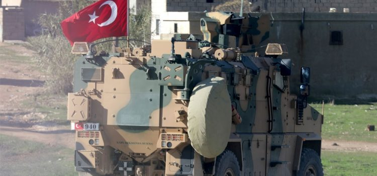 United States Warns that any Turkish Operation in Northern Syria Would be 'Unacceptable'