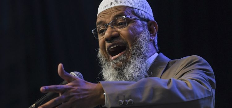 Malaysian Government Announces to Summon Indian Muslim Preacher Zakir Naik Over Controversial Statements