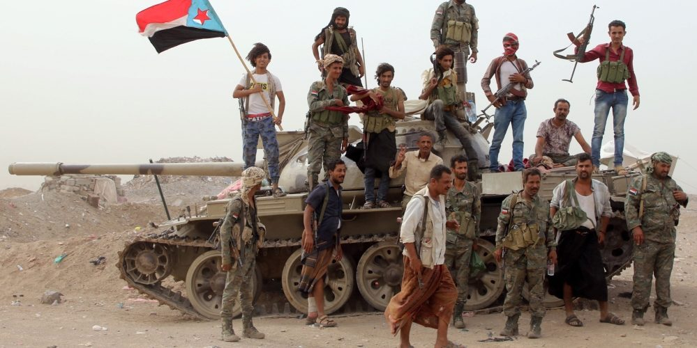 Separatists in Southern Yemen Have Taken Control of All Government Military Camps in Aden