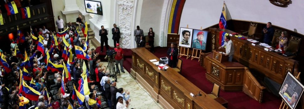 Opposition Leader Guaido Warns Maduro Plan to Call Early Elections and Dissolve Parliament