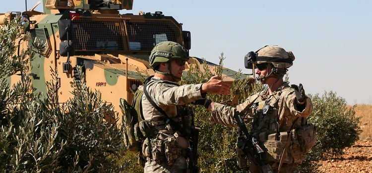 Turkey and the United StatesAgree to Launch First Phase of Northern Syria Safe-zone Plan