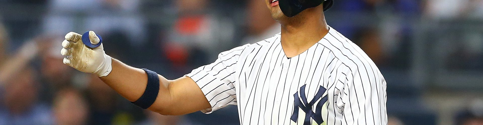 Gleyber Torres Suffered a 'Core Issue' During the Yankees' 7-4 Win Over the Red Sox