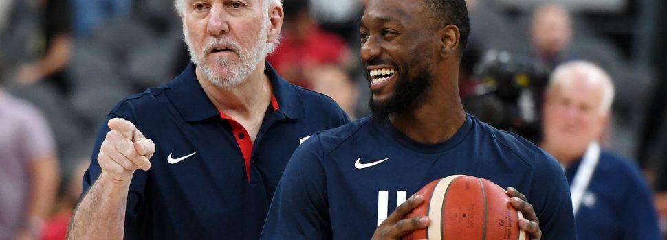 USA Basketball Names 17 Finalists for FIBA World Cup Team