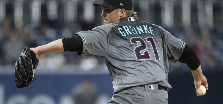 Astros Upgraded Their Rotation: Acquired Zack Greinke