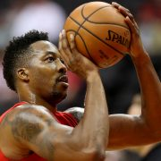 L.A. Lakers Reportedly Eyeing Veteran Center Dwight Howard