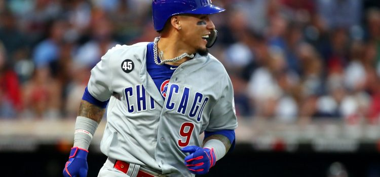 Javier Baez Keeps Finding New Ways to Entertain Cubs Fans