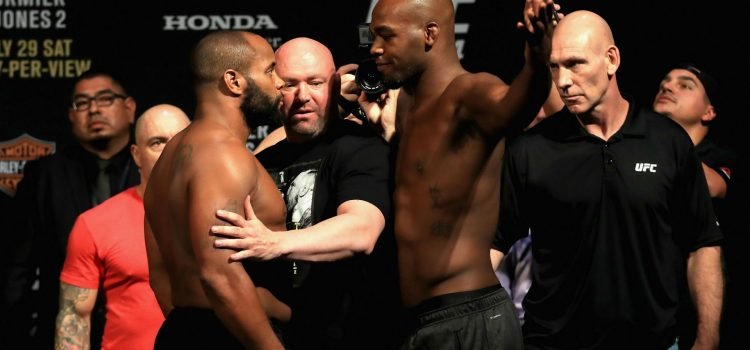 Jon Jones Throwing Gasoline onto the Fire at his Fiercest Rival Daniel Cormier After TKO Loss